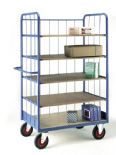 Large shelf trolleys